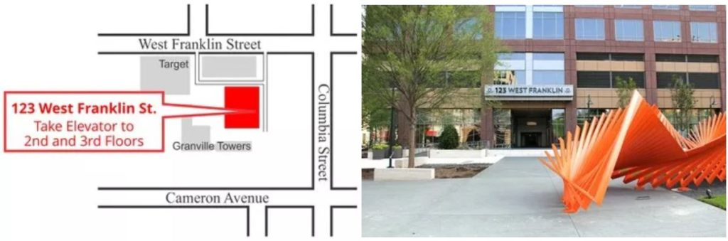 CPC building picture and map combo