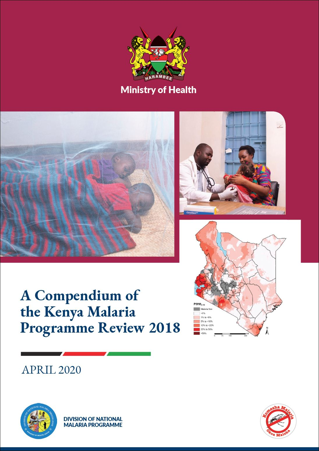 A Compendium of the Kenya Malaria Programme Review 2018